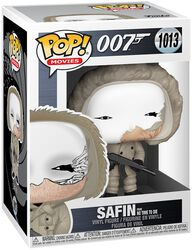 Safin from No Time To Die Vinyl Figur 1013
