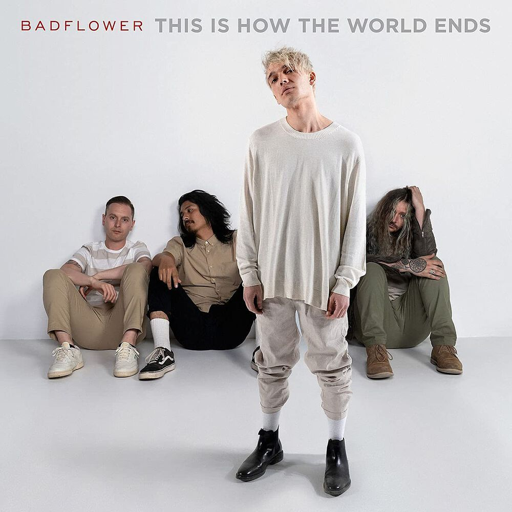 Image of Badflower This is how the world ends CD Standard