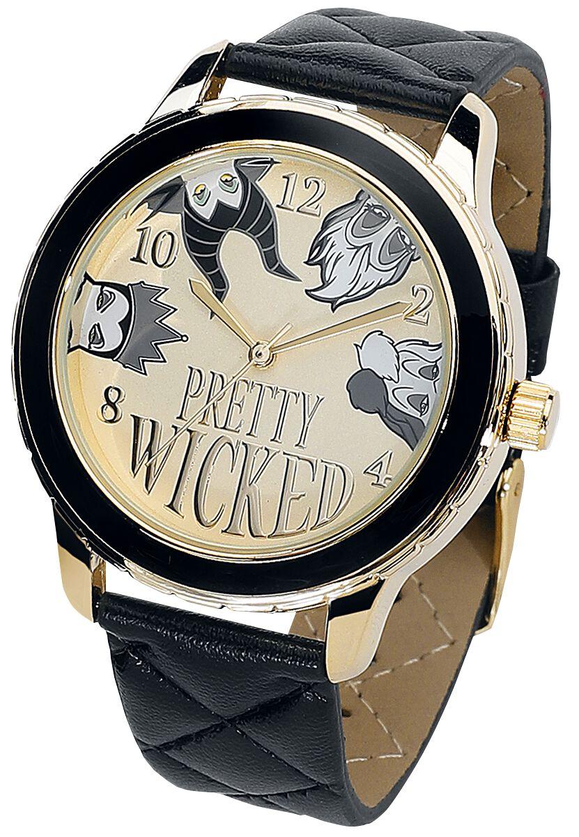 Disney Villains - Pretty Wicked - Armbanduhren - schwarz