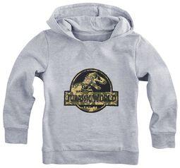 Kids - Jurassic World - Camouflage Logo