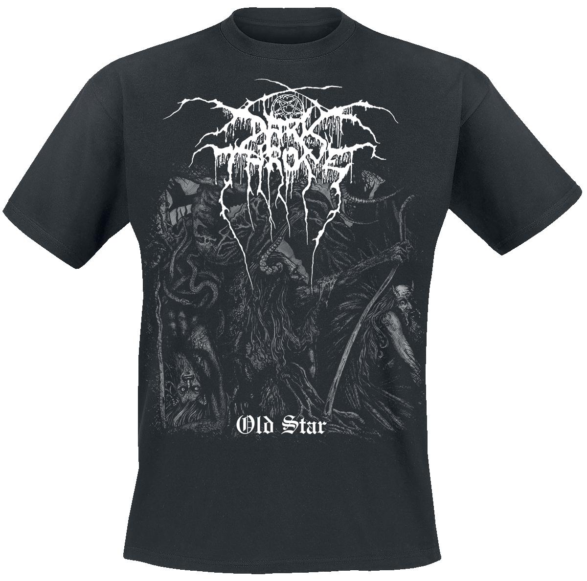 Darkthrone - Old Star - T-Shirt - black image
