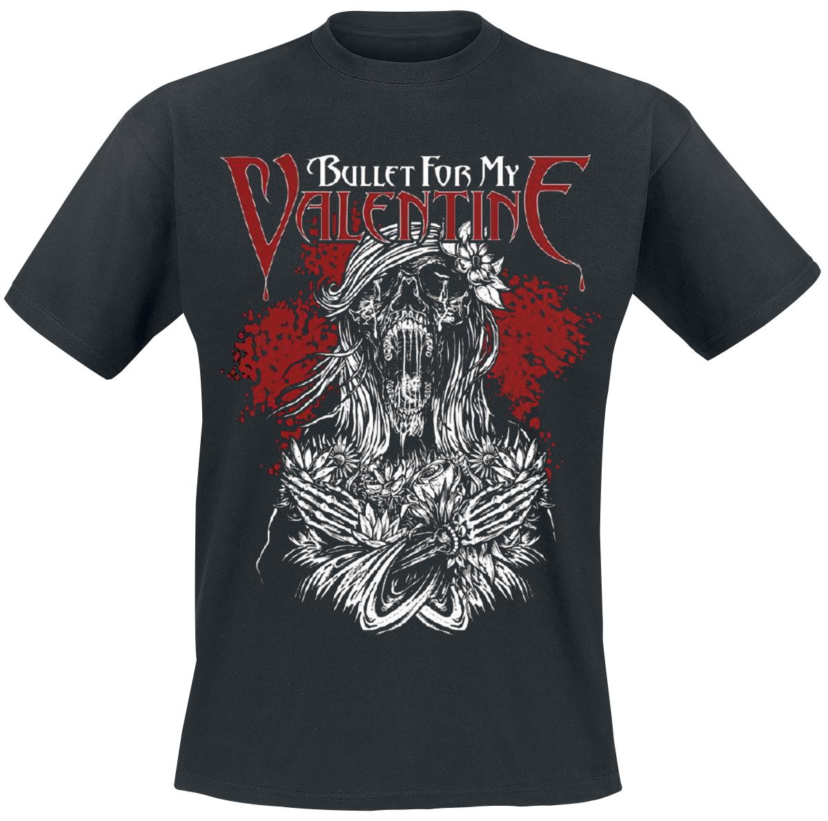 Bullet For My Valentine - Bats Attack - T-Shirt - black image