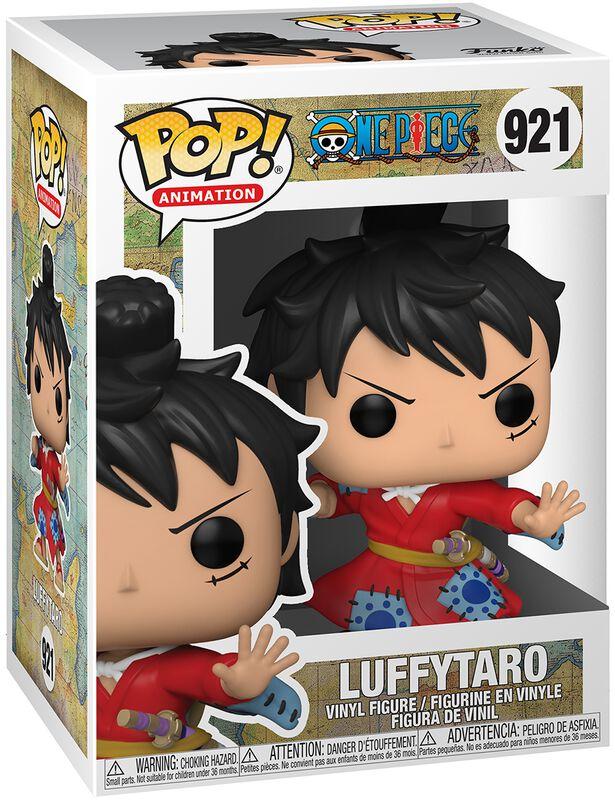 Luffytaro Vinyl Figur 921
