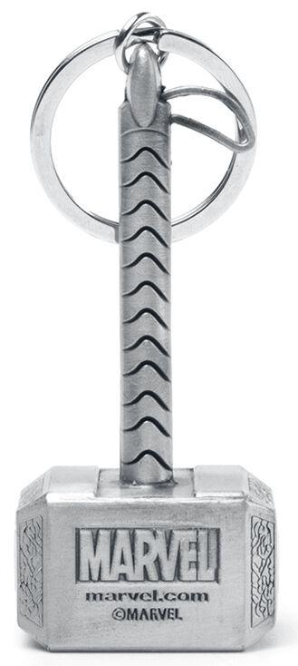 Thor Hammer Mjolnir 3D Schlüsselanhänger multicolor KE070702MAR