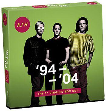 '94-'04 - The 7 Singles Boxset