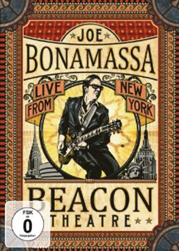 Beacon Theatre: Love from New York