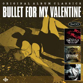 Image of Bullet For My Valentine Original Album Classics 3-CD Standard