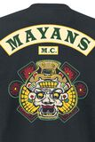 Mayans - Backpatch