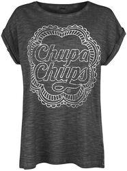 Chupa Chups Grunge Logo