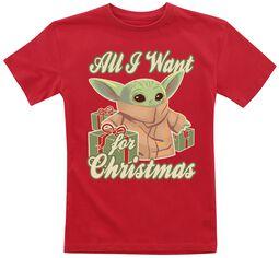Kids - The Mandalorian - All I Want For Christmas - Grogu