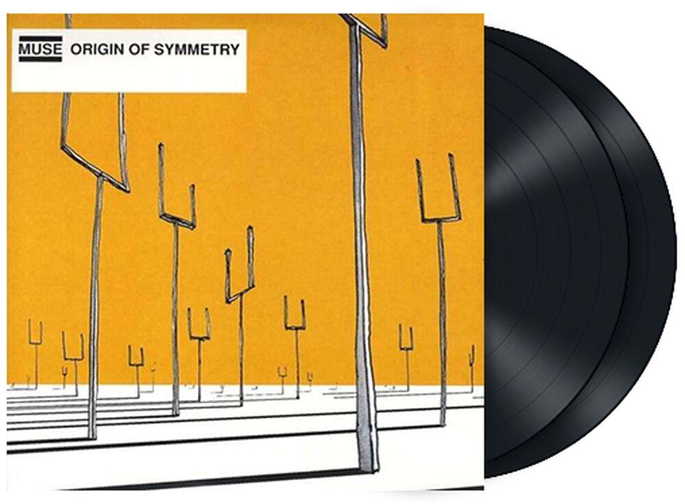 Origin of symmetry (US Format)