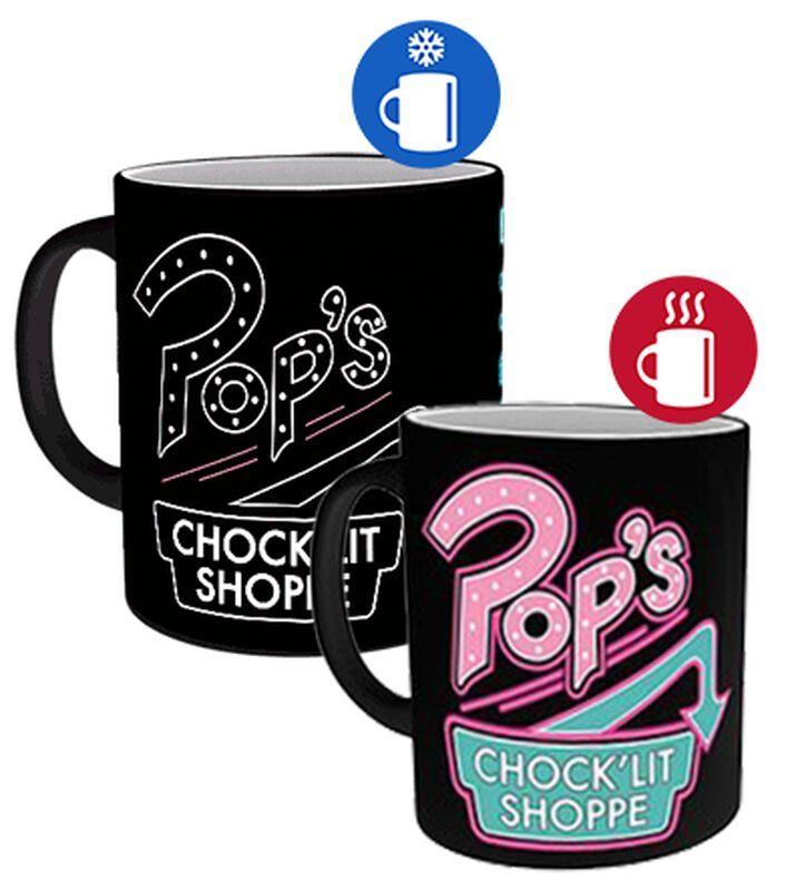 Pop's Chock'lit Shoppe - Tasse mit Thermoeffekt
