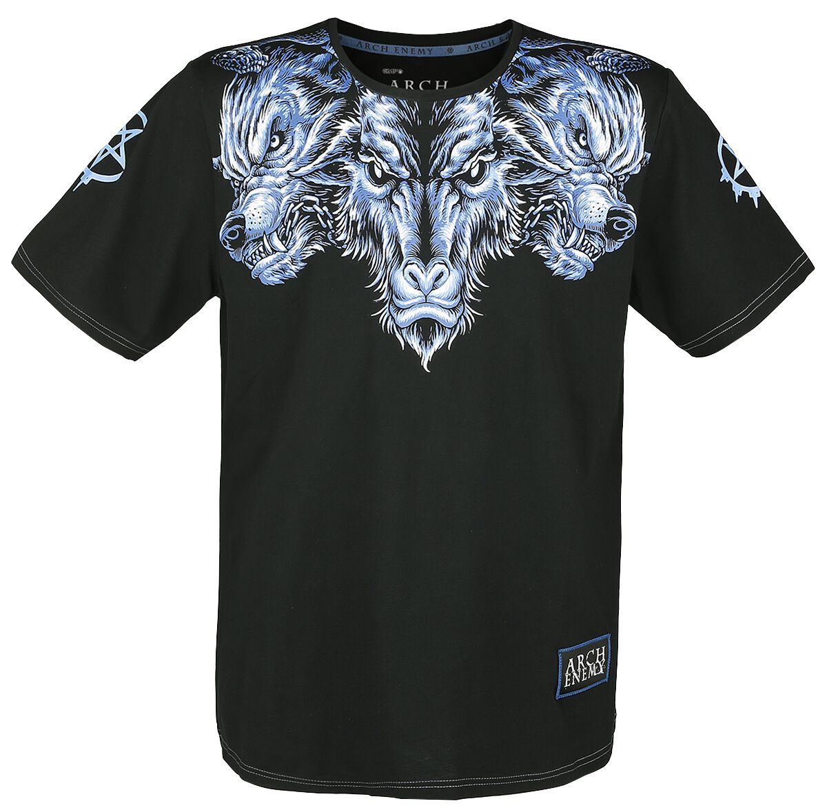 Image of Arch Enemy EMP Signature Collection T-Shirt schwarz