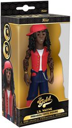 Vinyl Gold - Lil Wayne Vinyl Figur