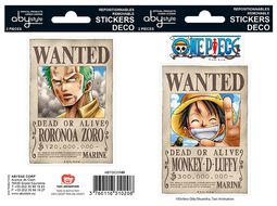 Wanted - Sticker