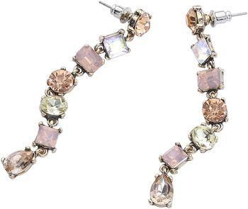 Hanging Crystals Earrings