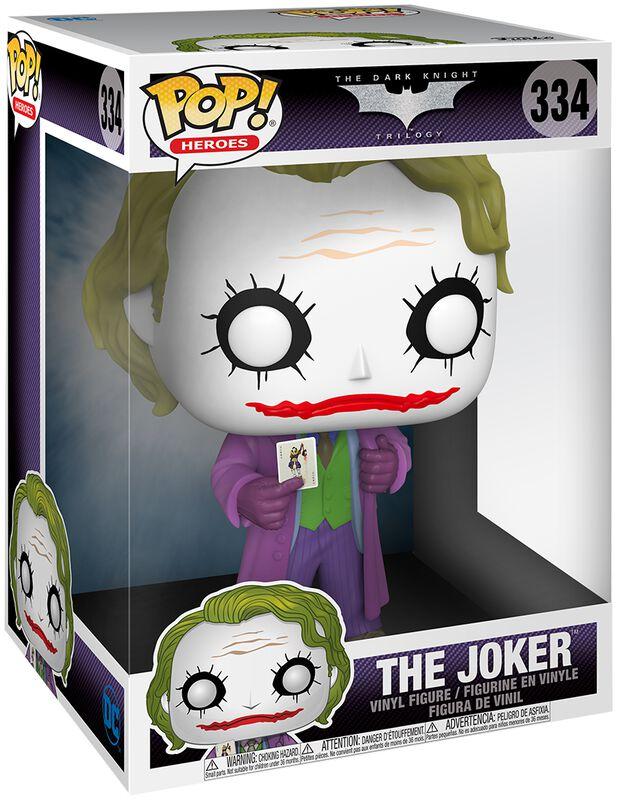 The Dark Knight - The Joker (Life Size) Vinyl Figur 334