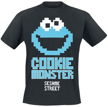 Cookie Monster 8 Bit