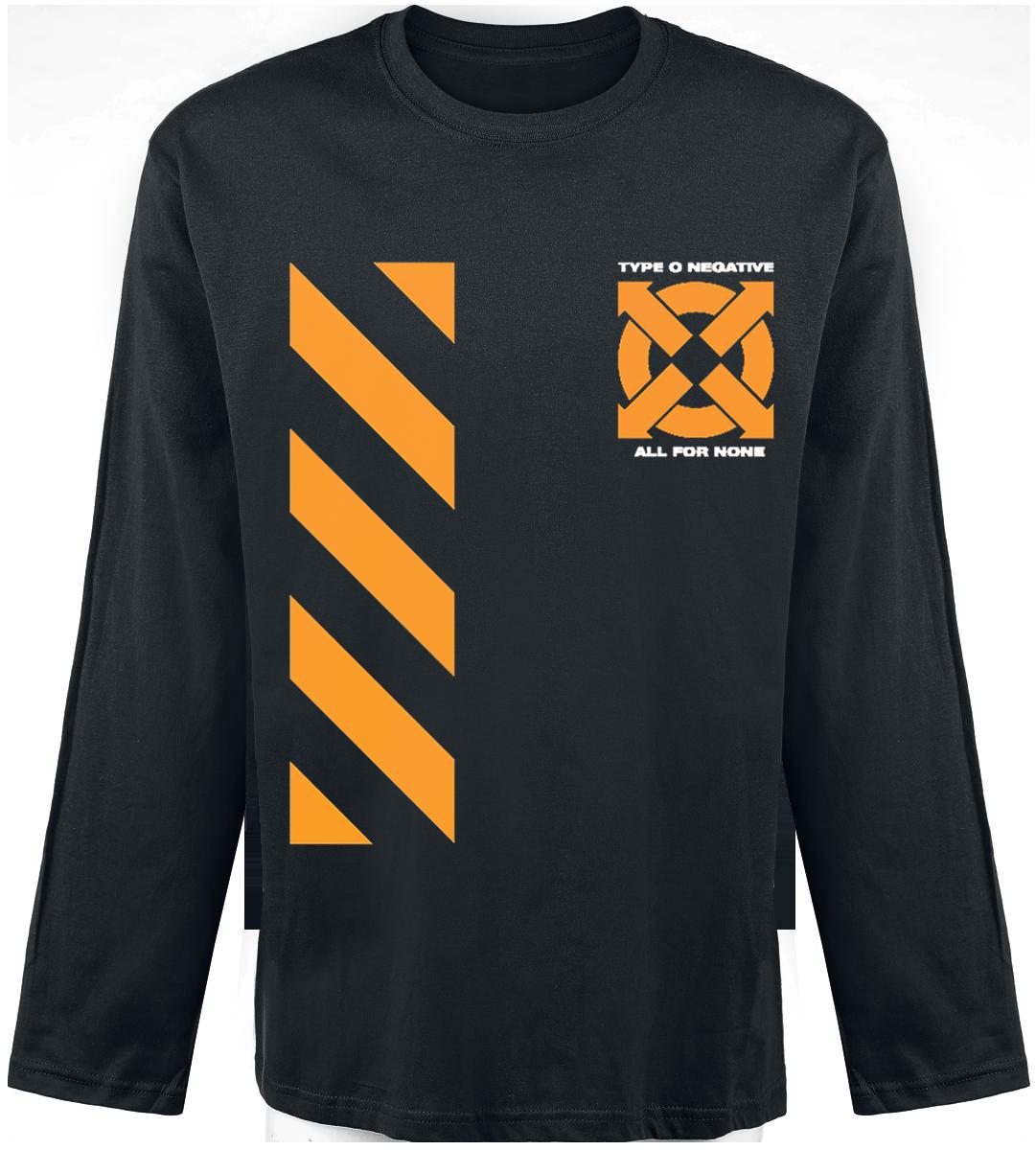 Type O Negative - Be A Man - Langarmshirt - schwarz