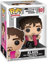 Klaus Vinyl Figur 931