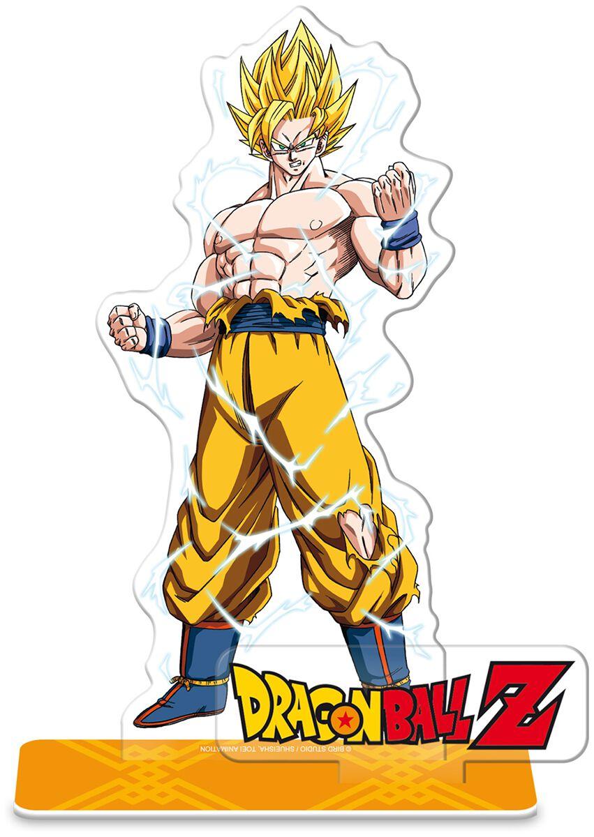 Dragon Ball Super - Goku Sammelfiguren multicolor ABYACF005