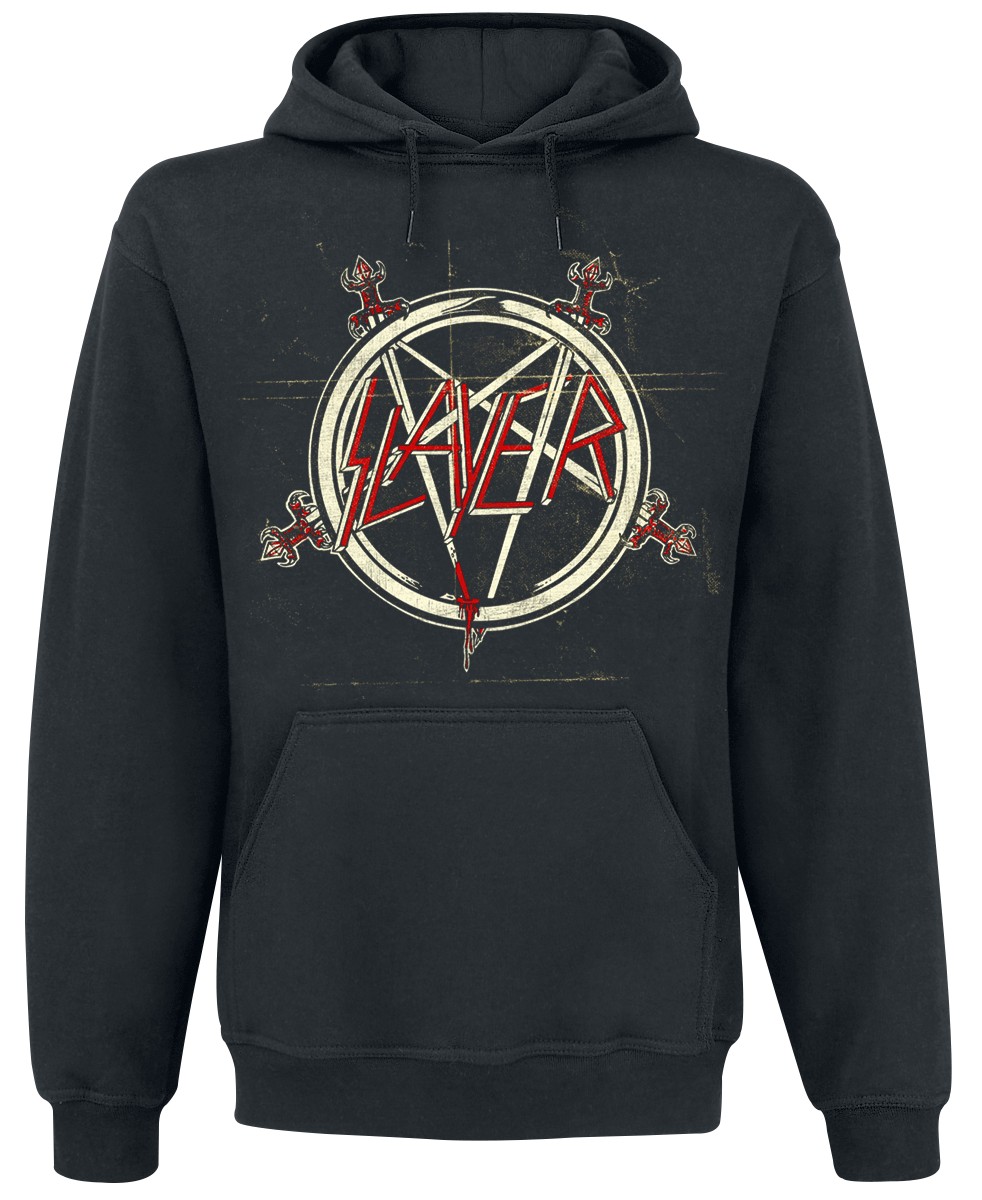 Slayer - Haunting - Hooded sweatshirt - black image