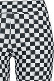 Ladies Check Pattern Leggings
