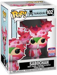 SDCC 2021 - Sabochan Vinyl Figur 102
