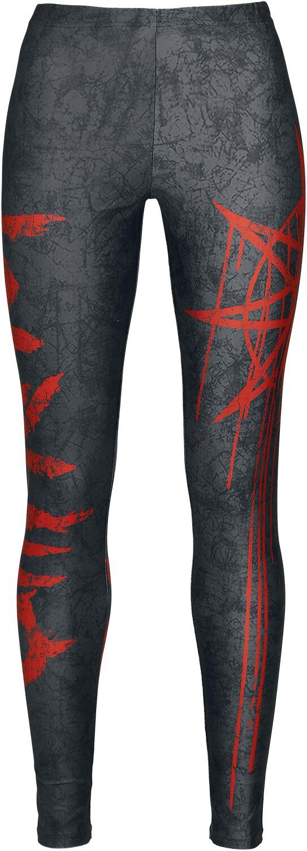 Hosen - Slipknot EMP Signature Collection Leggings multicolor  - Onlineshop EMP