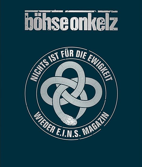 Image of Böhse Onkelz Nichts ist für die Ewigkeit - Live am Hockenheimring 2014 2-Blu-ray & Magazin Standard