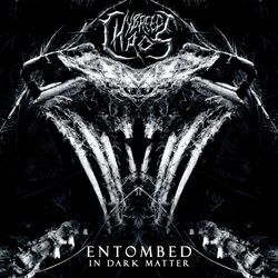 Entombed in dark matter
