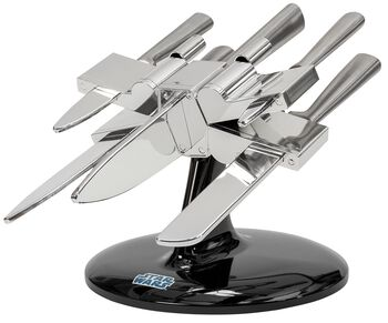 x wing messer