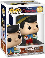80th Anniversary - Pinocchio Vinyl Figur 1029
