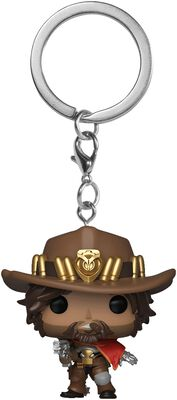 McCree Pop! Keychain