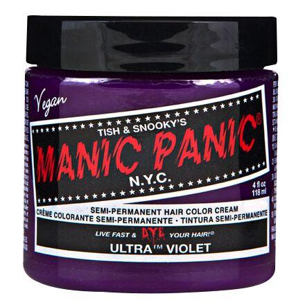 Manic Panic Ultra Violet - Classic  Haar-Farben  purple