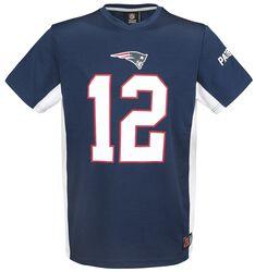 New England Patriots Brady #12