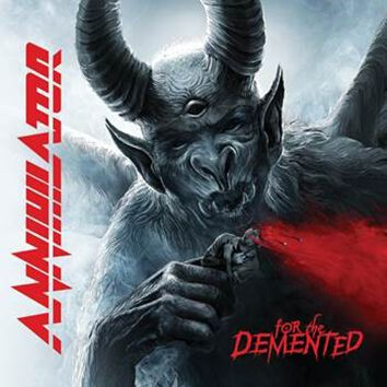 Image of Annihilator For The Demented CD Standard