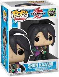 Shun Kazami Vinyl Figur 965