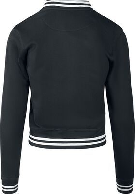 Ladies College Sweat Jacket