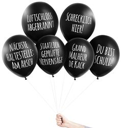 Anti-Ballons - Universal-Set I