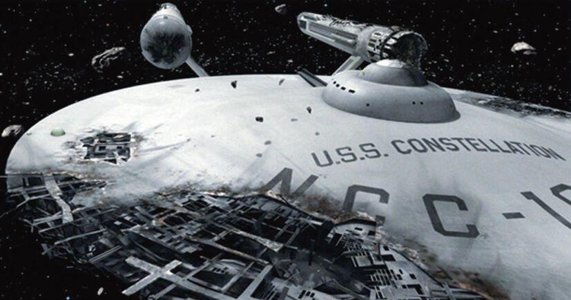 Raumschiff Star Trek