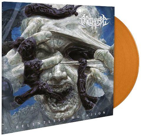 Image of Archspire Relentless mutation LP orange