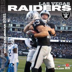 Las Vegas Raiders - Kalender 2021