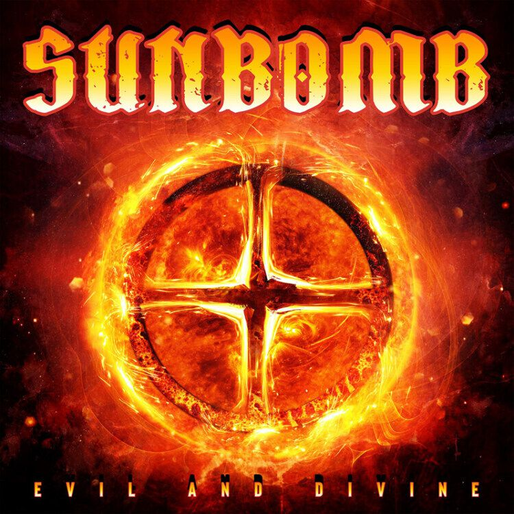 Sunbomb Evil and eivine CD multicolor FRCD 1112