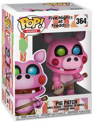 Pig Patch Vinyl Figure 364