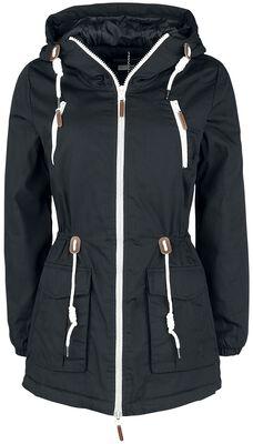 Ladies Coat Zipped