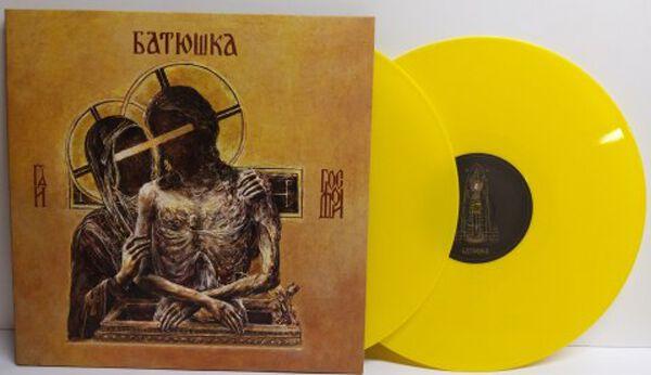 Image of Batushka Hospodi 2-LP gelb