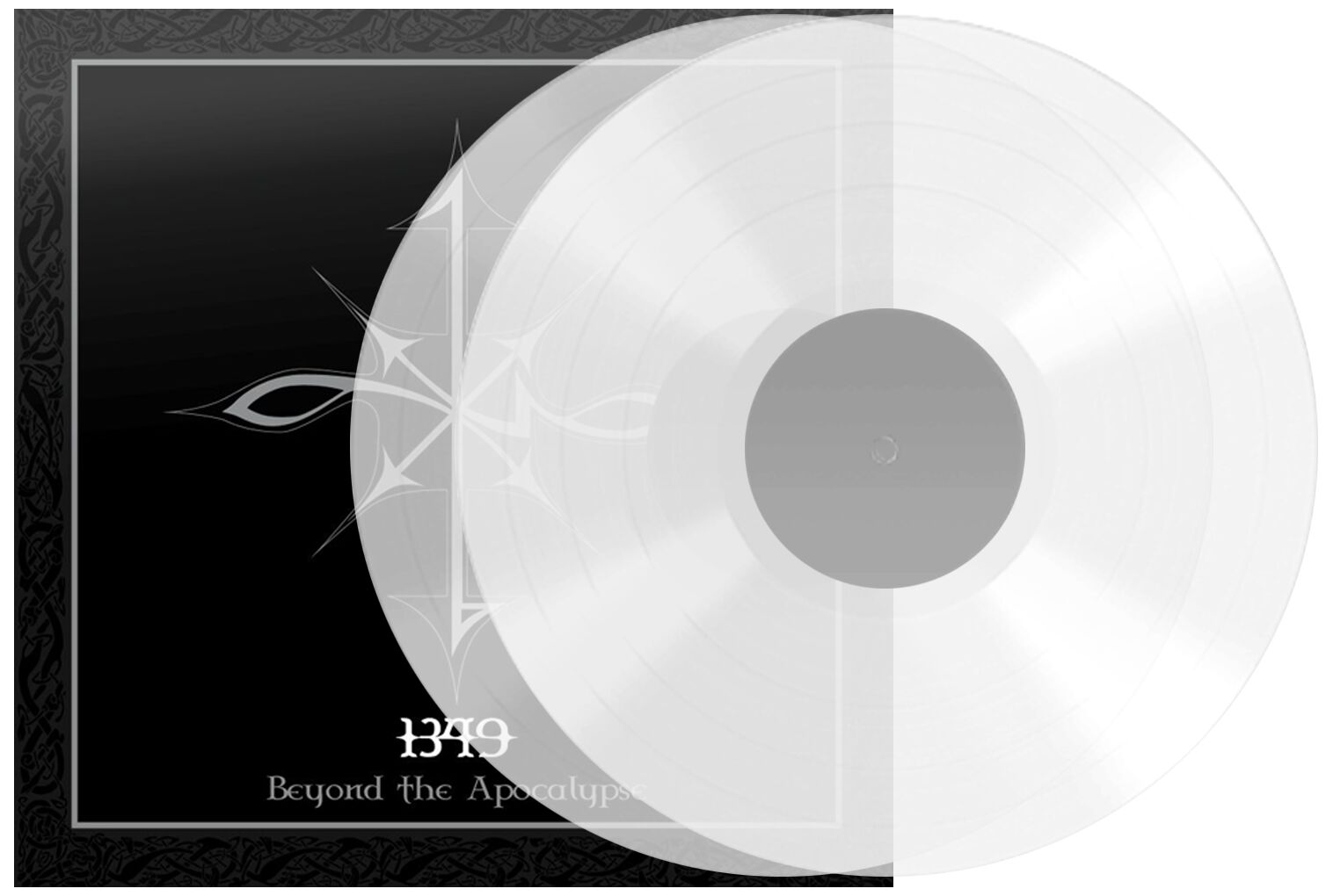 Image of 1349 Beyond the apocalypse 2-LP klar