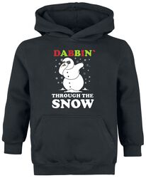 Dabbin Through The Snow