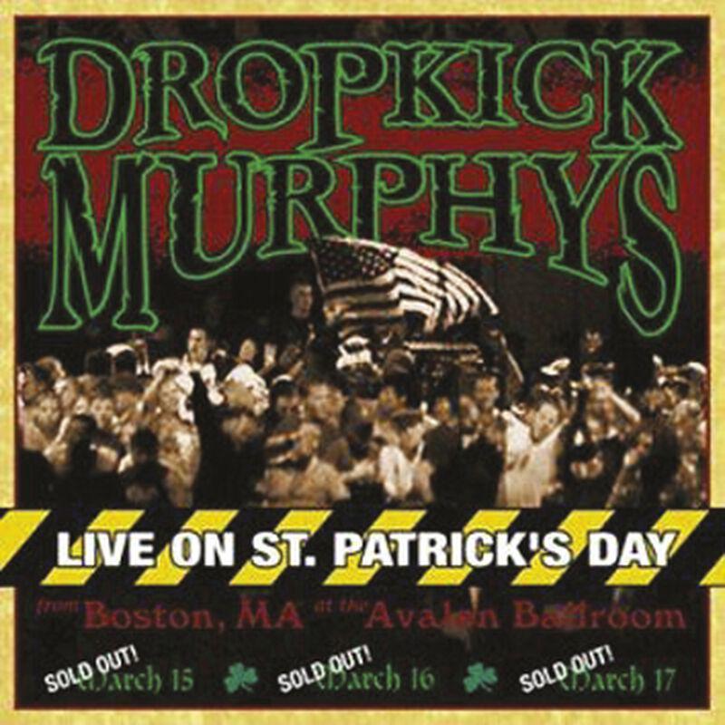 Live on St. Patrick's Day
